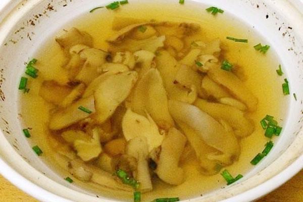 松茸清汤的做法窍门,松茸清汤要炖多少时间